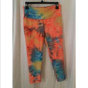Vogo Tie dye Capri leggings